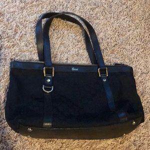 Gucci black handbag